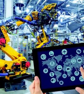 Giải pháp tự động hóa sản xuất